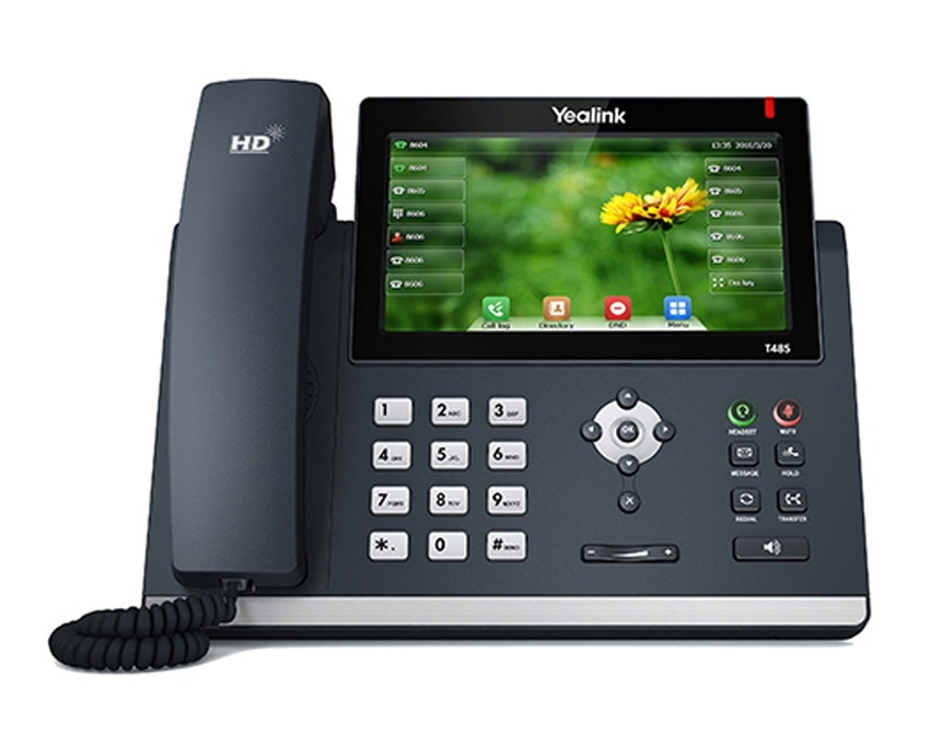 Yealink T48G IP Phone Skype for Business (SIP-T48G-SFB)
