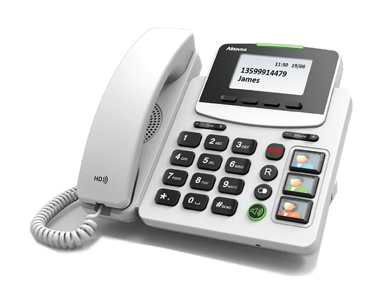 Akuvox HCP-R15P IP Phone