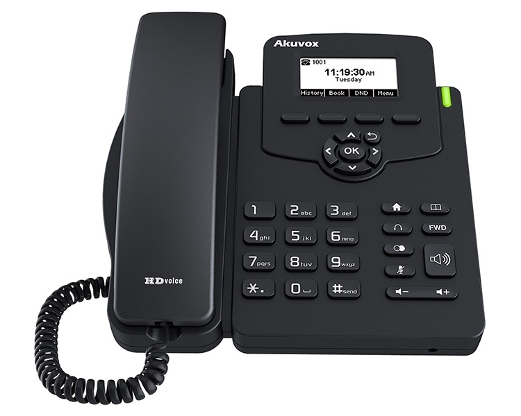 Akuvox SP-R50P IP Phone