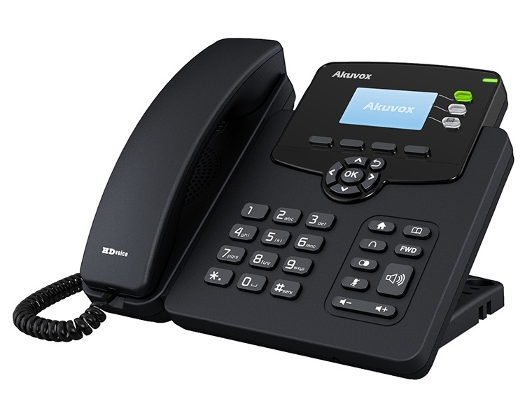 Akuvox SP-R55P IP Phone