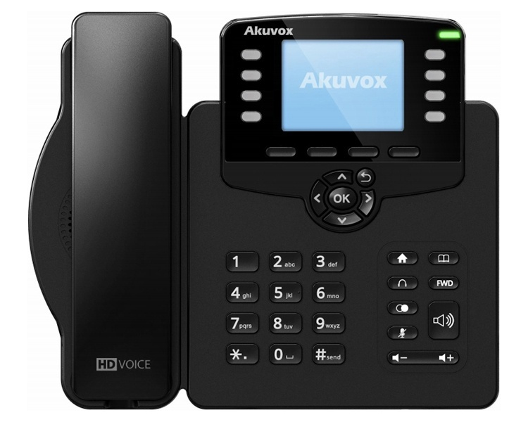 Akuvox SP-R63G IP Phone