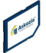 Askozia for Pika WARP with SD Card