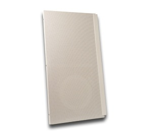 CyberData Ceiling Tile Drop-In Speaker, Singlewire-enabled Gray White (011199)