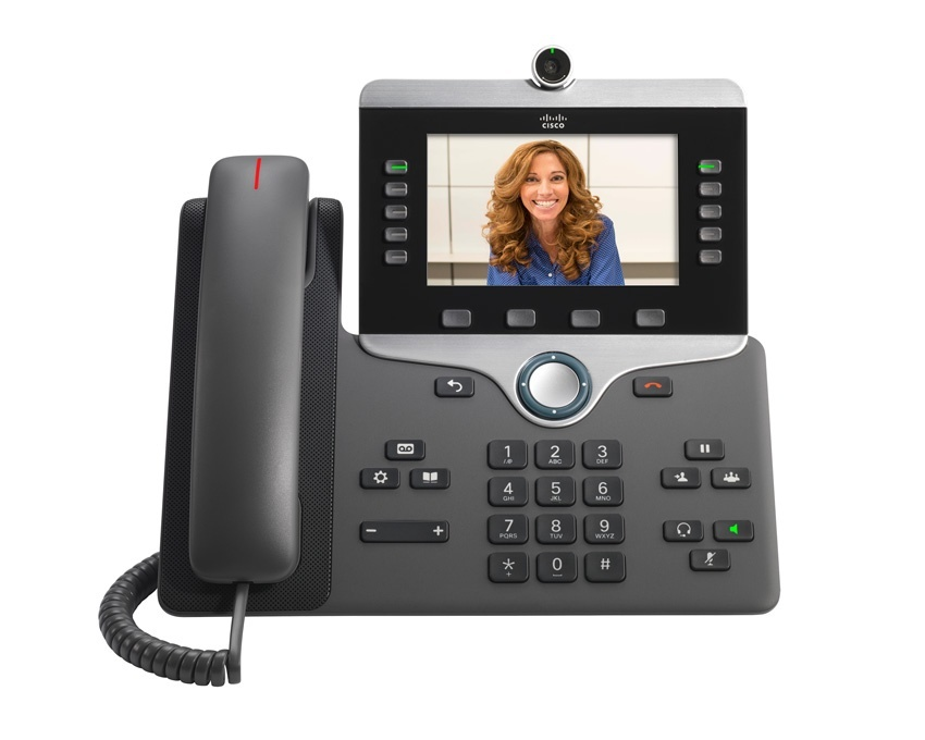 Cisco 8845 SIP Video Phone