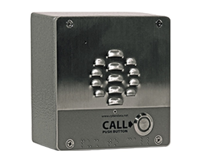 CyberData Singlewire InformaCast-enabled VoIP Outdoor Intercom (011309)