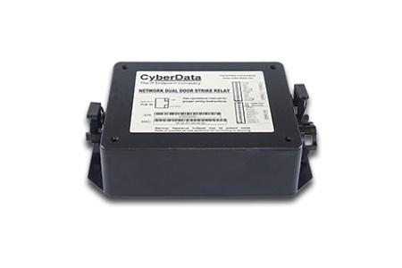 CyberData Networked Dual Door Strike Relay Module (011375)