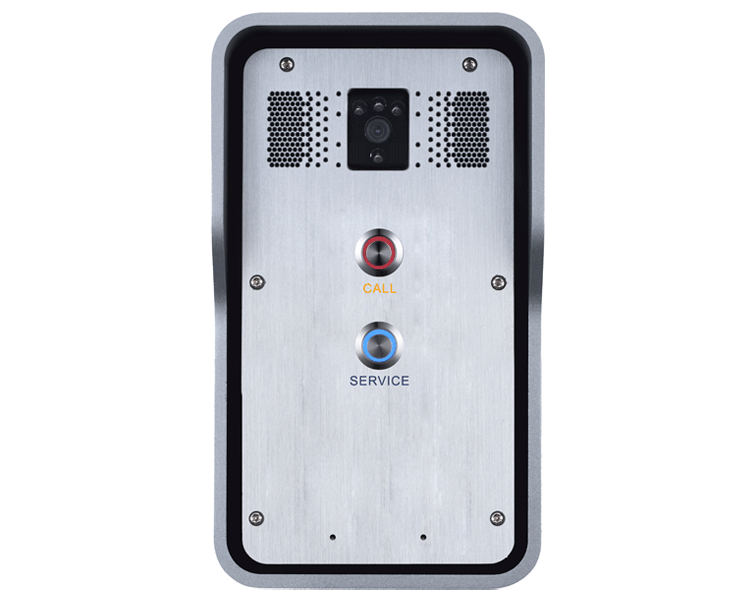 Fanvil i18 Video SIP Intercom - Dual Buttons
