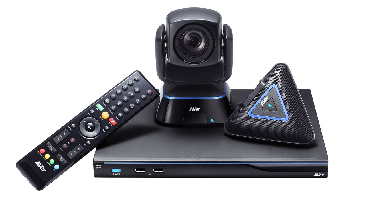 AVer EVC900 Video Conferencing System with 10-Way MCU