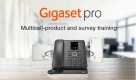 Gigaset Multi-Cell Product and Survey Training