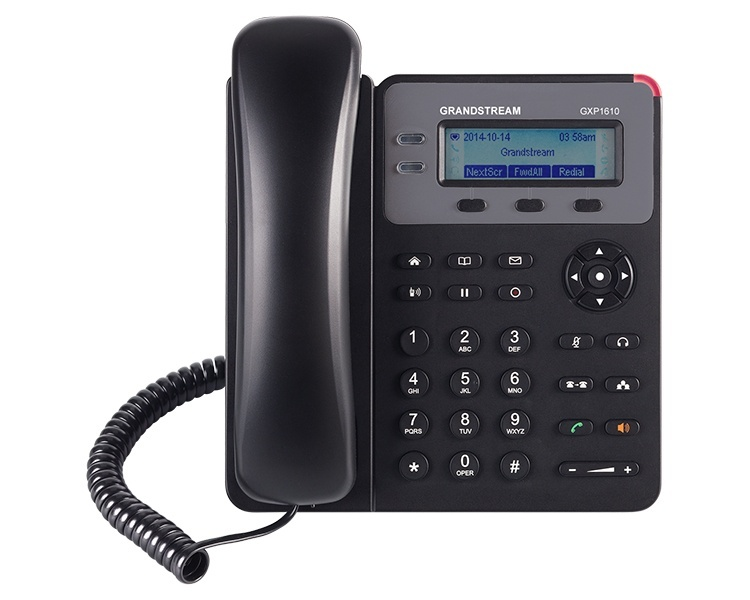 Grandstream GXP1610 IP Phone (Non PoE)