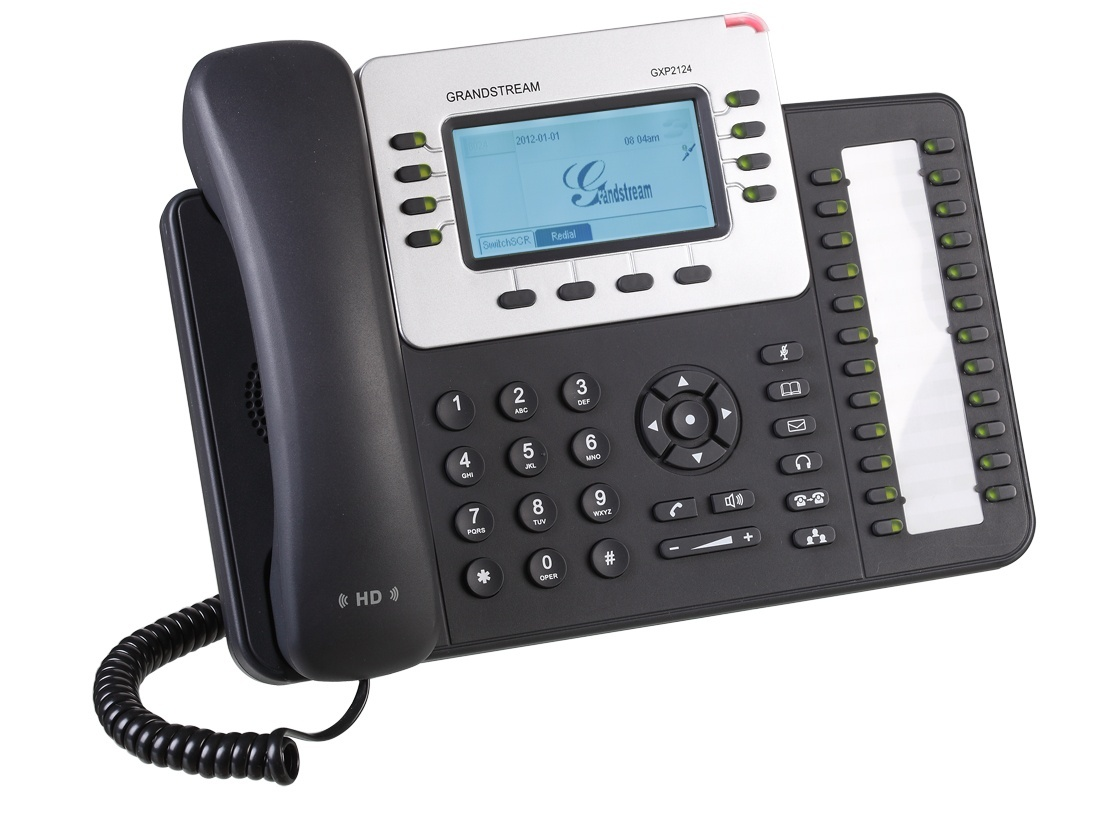 Grandstream GXP2124v2 IP Phone (GXP2124)