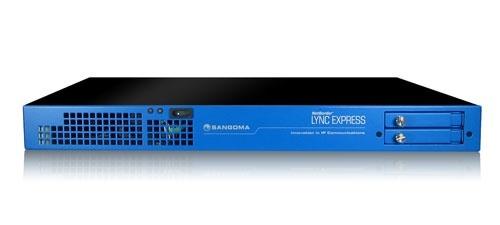 Sangoma NetBorder 1 T1/E1 + 4 FXS Lync Express LYNC-NBE-AP100