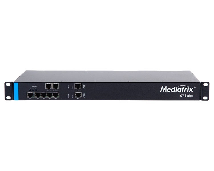 Mediatrix G7-1PRI VoIP Analog Media Gateway
