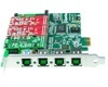 OpenVox A400E12 - 2 FXO 1 FXS PCI Express Card