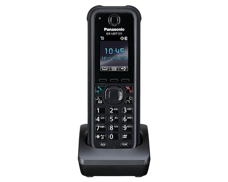 Panasonic KX-UDT131 IP65 Tough DECT handset