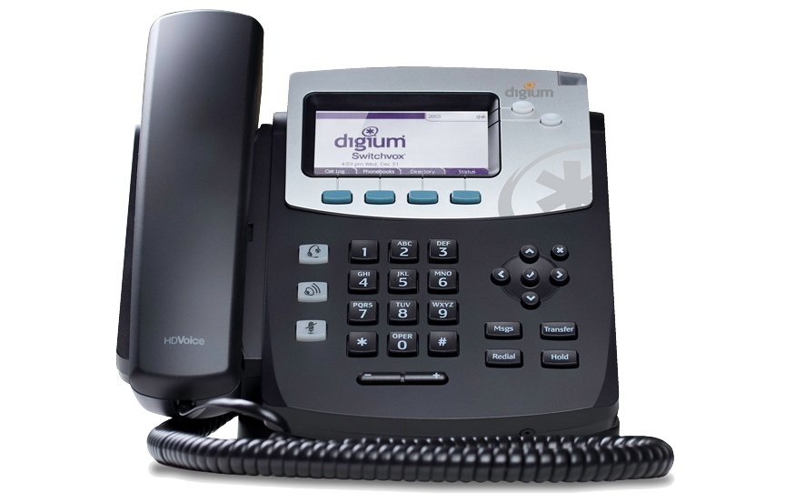 Digium D40 IP Phone