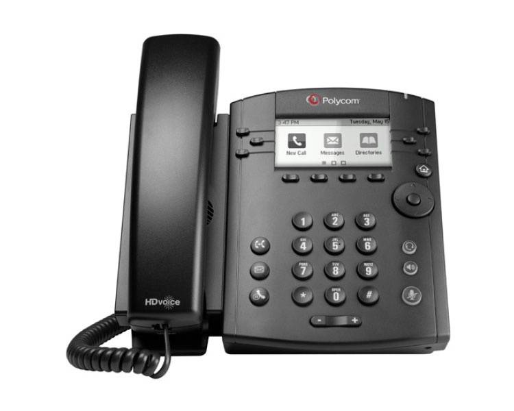 Polycom VVX301 Business Media Phone
