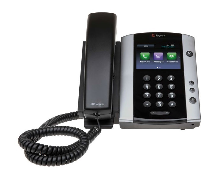 Polycom VVX501 Business Media Phone
