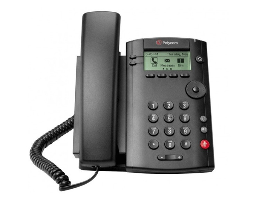 Polycom VVX 101 Business Media Phone (VVX101)