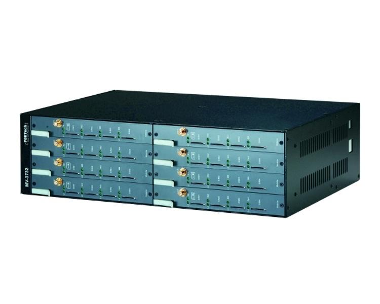 PorTech MV-3732 - 32 channel GSM/VoIP Gateway
