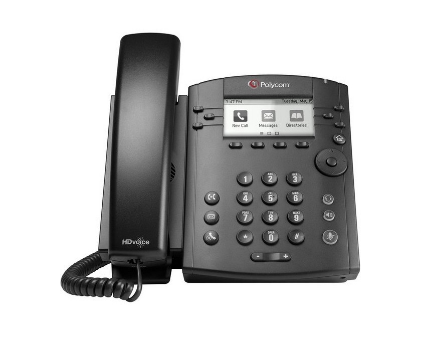 Polycom VVX 301 Business Media Phone (VVX301)