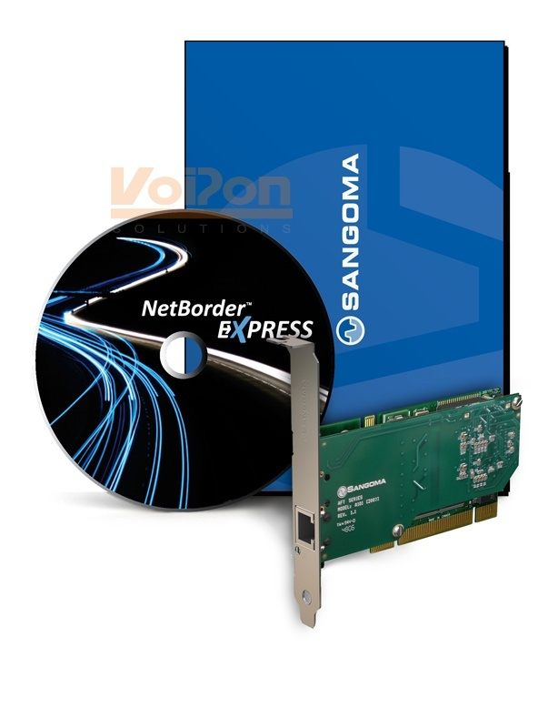Sangoma Netborder Express Gateway NBE008AUPG 8 Ports Major Upgrade
