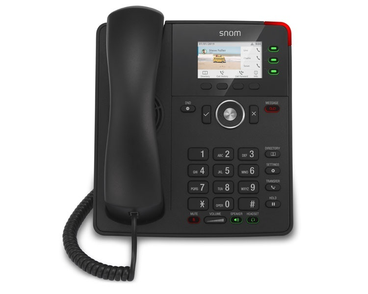 Snom D717 Entry-Level IP Phone