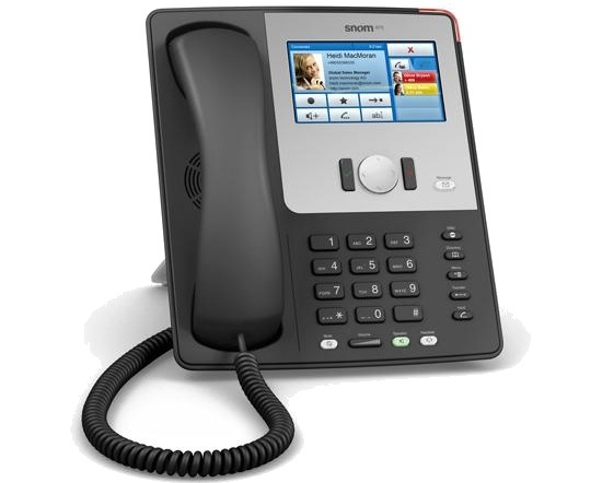 snom 870 Black IP Phone