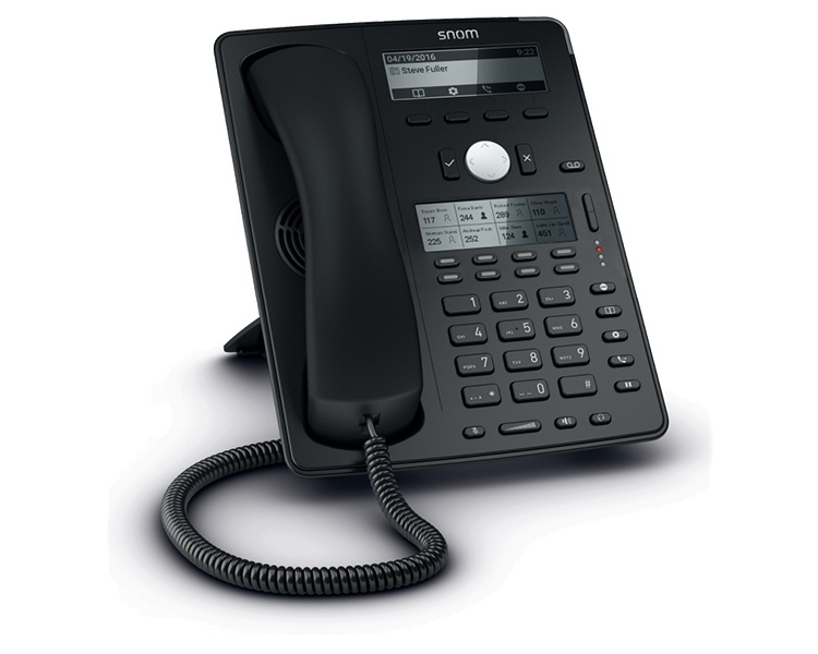 snom D745 IP Phone