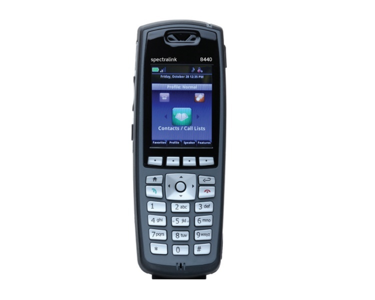 Spectralink 8441 Wireless IP Phone (with Lync support)