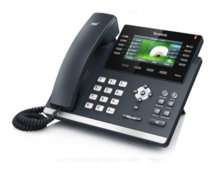 Yealink T46G IP Phone (SIP-T46G)