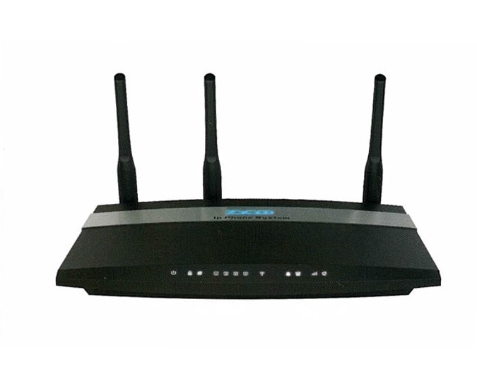 Zycoo UC510 IP PBX + WiFi Router