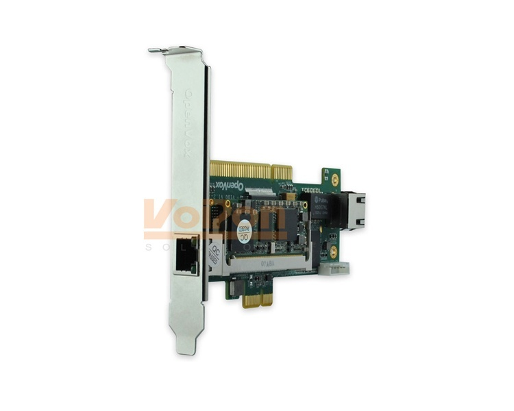 OpenVox V100-032 PCI, PCI Express Voice Transcoding Card (Up to 32 transcoding Sessions PCI)