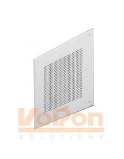 Valcom VIP-9880 IP FlexHorn Interior Square Faceplate, White