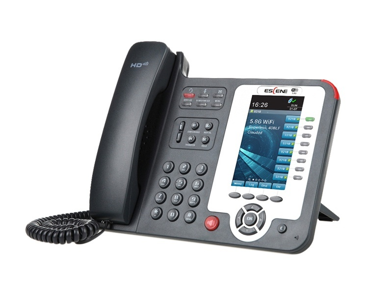 Escene WS620 Wireless IP Phone
