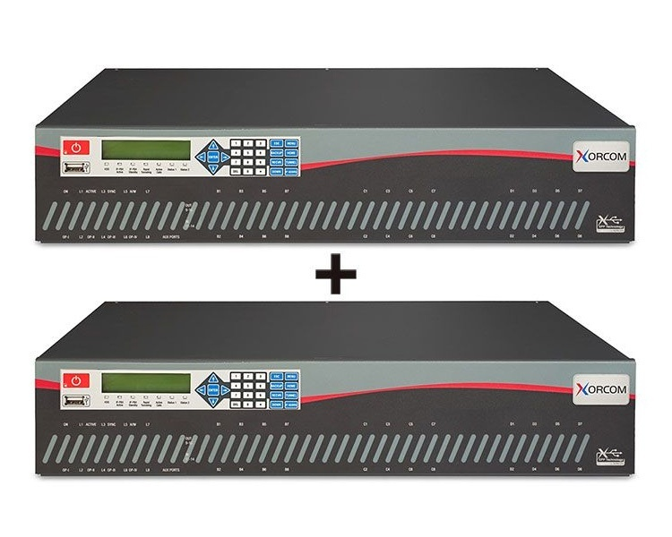 Xorcom TwinStar Plus 3000 Failover PBX (CTS3000)