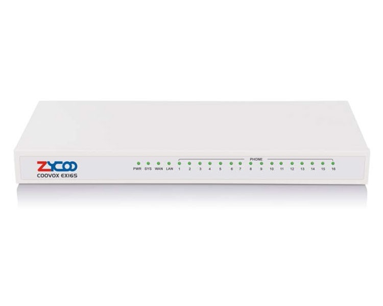 Zycoo CooVox EXS16S 16 FXS Expansion Box
